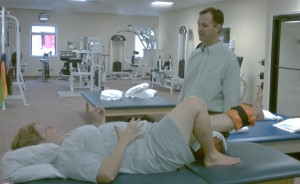 physical therapy at DOAR in Danville, Virginia