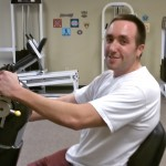 Clif, a patient at Danville Orthopedic & Athletic Rehab
