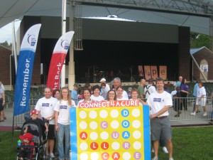 All Care and DOAR walked in the 2011 Relay for Life of Danville & Pittsylvania County