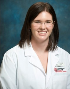 Lee Ann Fulper, DPT Student at Lynchburg College