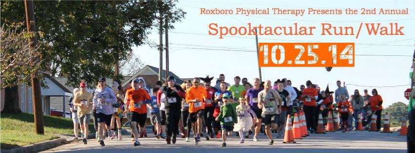 2014 Spooktacular 5k in Roxboro
