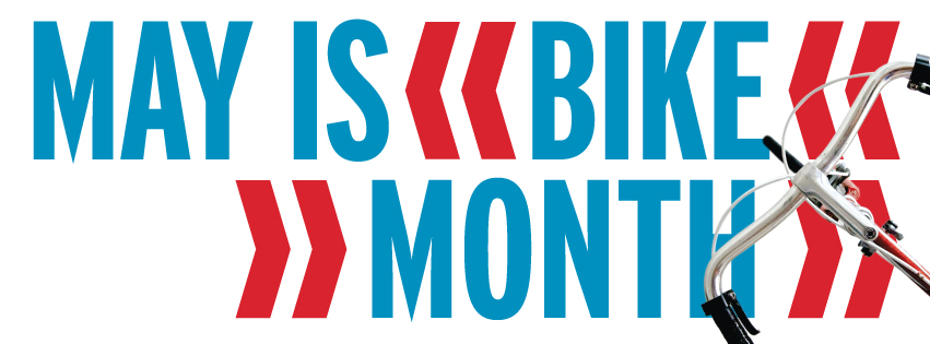 May is Bike Month 2